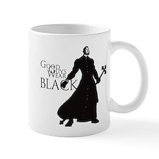 Good Guys Wear Black Mug