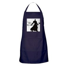 Good Guys Wear Black Apron (dark)
