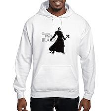 Good Guys Wear Black Hoodie