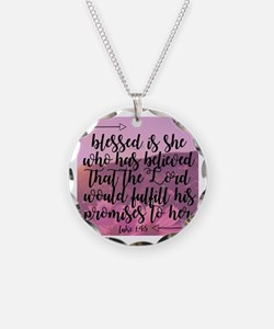 Funny Women of the bible Necklace