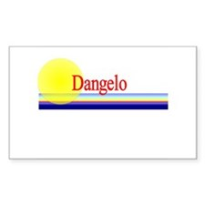 Dangelo Rectangle Decal