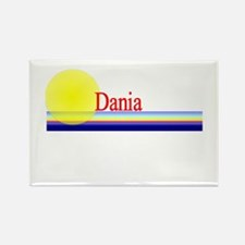 Dania Rectangle Magnet