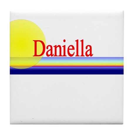 Daniella Tile Coaster