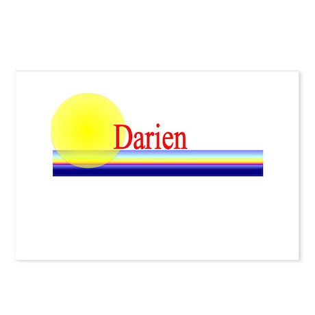 Darien Postcards (Package of 8)