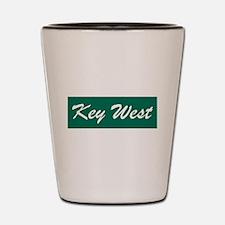 Key West Florida Shot Glass