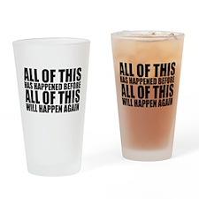 BSG - Eternal Return Drinking Glass