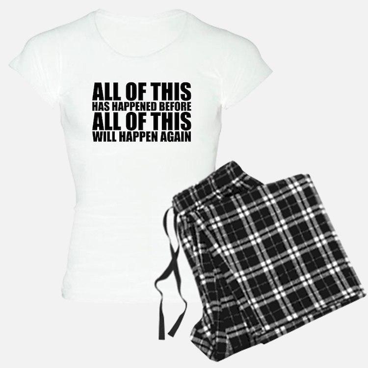 BSG - Eternal Return Pajamas