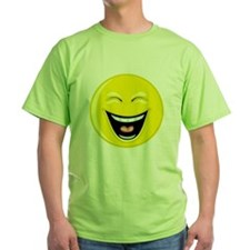 Laughing Smiley Face T-Shirt