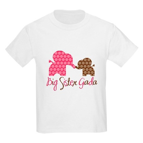 Big Sister Giada Kids Light T-Shirt