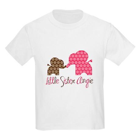 Little Sisiter Angie Kids Light T-Shirt