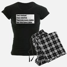 BSG - Cylon Pajamas