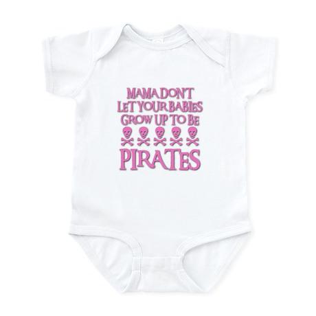BABY PIRATES Infant Creeper