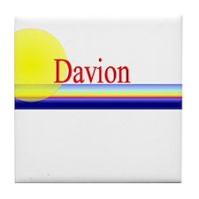 Davion Tile Coaster
