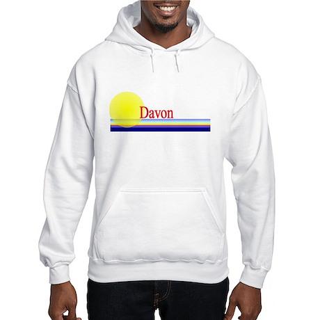 Davon Hooded Sweatshirt