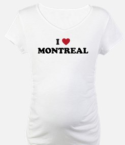 I Love Montreal Shirt