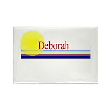 Deborah Rectangle Magnet