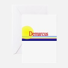 Demarcus Greeting Cards (Pk of 10)