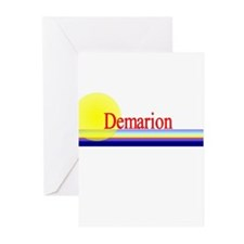 Demarion Greeting Cards (Pk of 10)