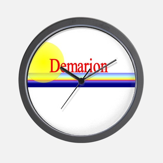 Demarion Wall Clock