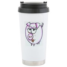 Pig Diva Travel Mug