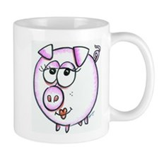 Pig Diva Mug
