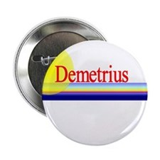 "Demetrius 2.25"" Button (10 pack)"