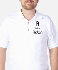 A Is For Adan T-Shirt