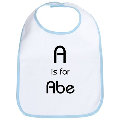 A Is For Abe Bib