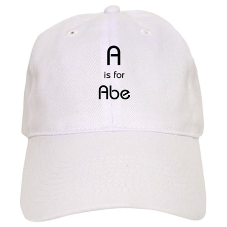 A Is For Abe Cap