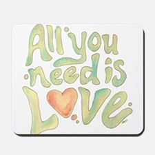 All you need Mousepad