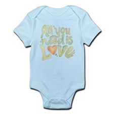 All you need Infant Bodysuit