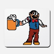 Root Beer Tapper 1983 Mousepad