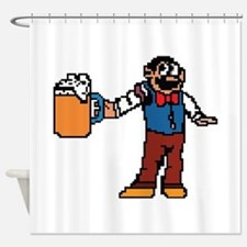 Root Beer Tapper 1983 Shower Curtain