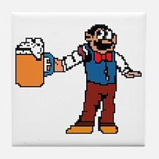 Root Beer Tapper 1983 Tile Coaster