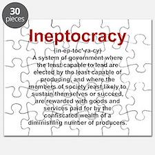 Ineptocracy Puzzle
