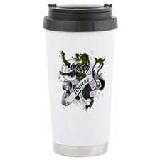 Murray Tartan Lion Travel Mug
