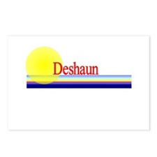 Deshaun Postcards (Package of 8)