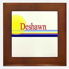 Deshawn Framed Tile