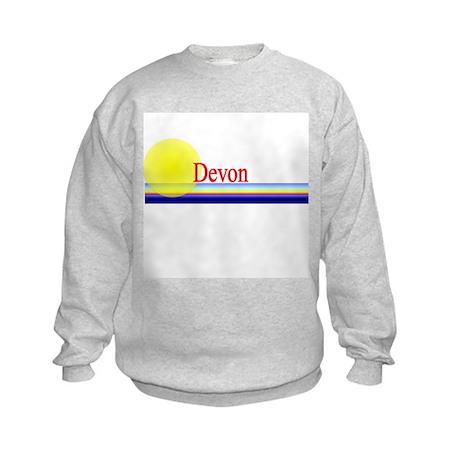 Devon Kids Sweatshirt