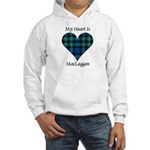 Heart-MacLaggan Hooded Sweatshirt