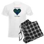 Heart-MacLaggan Men's Light Pajamas
