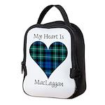 Heart-MacLaggan Neoprene Lunch Bag