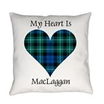 Heart-MacLaggan Everyday Pillow