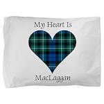Heart-MacLaggan Pillow Sham