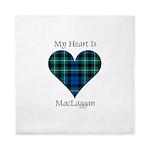 Heart-MacLaggan Queen Duvet