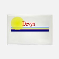 Devyn Rectangle Magnet