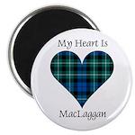 Heart-MacLaggan Magnet