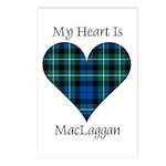 Heart-MacLaggan Postcards (Package of 8)