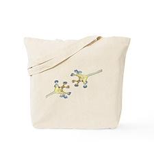 Synaptic Kiss Tote Bag
