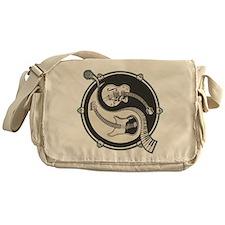 Yin Band Messenger Bag